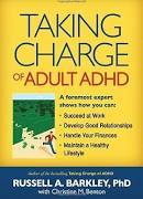 russell barkely take charge of adult adhd