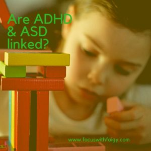 Are ADHD and ASD linked